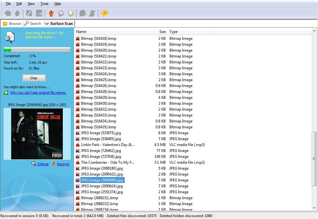 UnDelete Files with Pandora Recovery, un software gratuito de recuperación de archivos para Windows