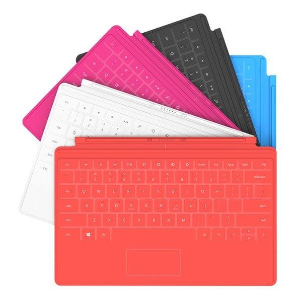 Características de Surface que hacen que el iPad parezca anticuado 6