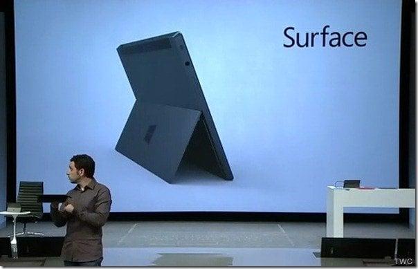 Funciones más sorprendentes de Microsoft Surface Tablet 7