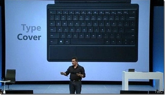 Funciones más sorprendentes de Microsoft Surface Tablet 11