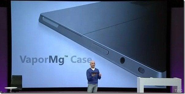 Funciones más sorprendentes de Microsoft Surface Tablet 5