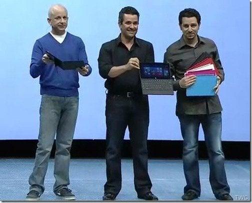 Funciones más sorprendentes de Microsoft Surface Tablet 14