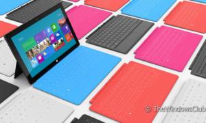 5 razones por las que la superficie podría vencer al iPad