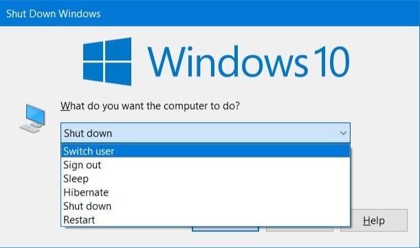 Diferentes formas de activar usuarios en Windows 10