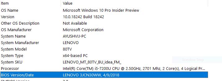 Corregir el error DRIVER_CORRUPTED_EXPOOL en Windows 10