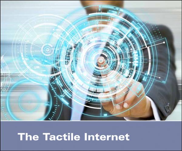 ¿Qué es Tactile Internet y cuáles son sus aplicaciones?