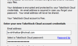 TakeStock 2 es un software gratuito de gestión de inversiones personales para PC con Windows.