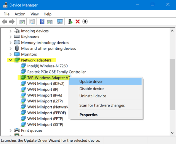 ¿Qué son los adaptadores TAP-Windows y por qué su VPN requiere este controlador?