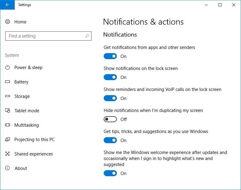 Corregido: La barra de tareas no se oculta en Windows 10