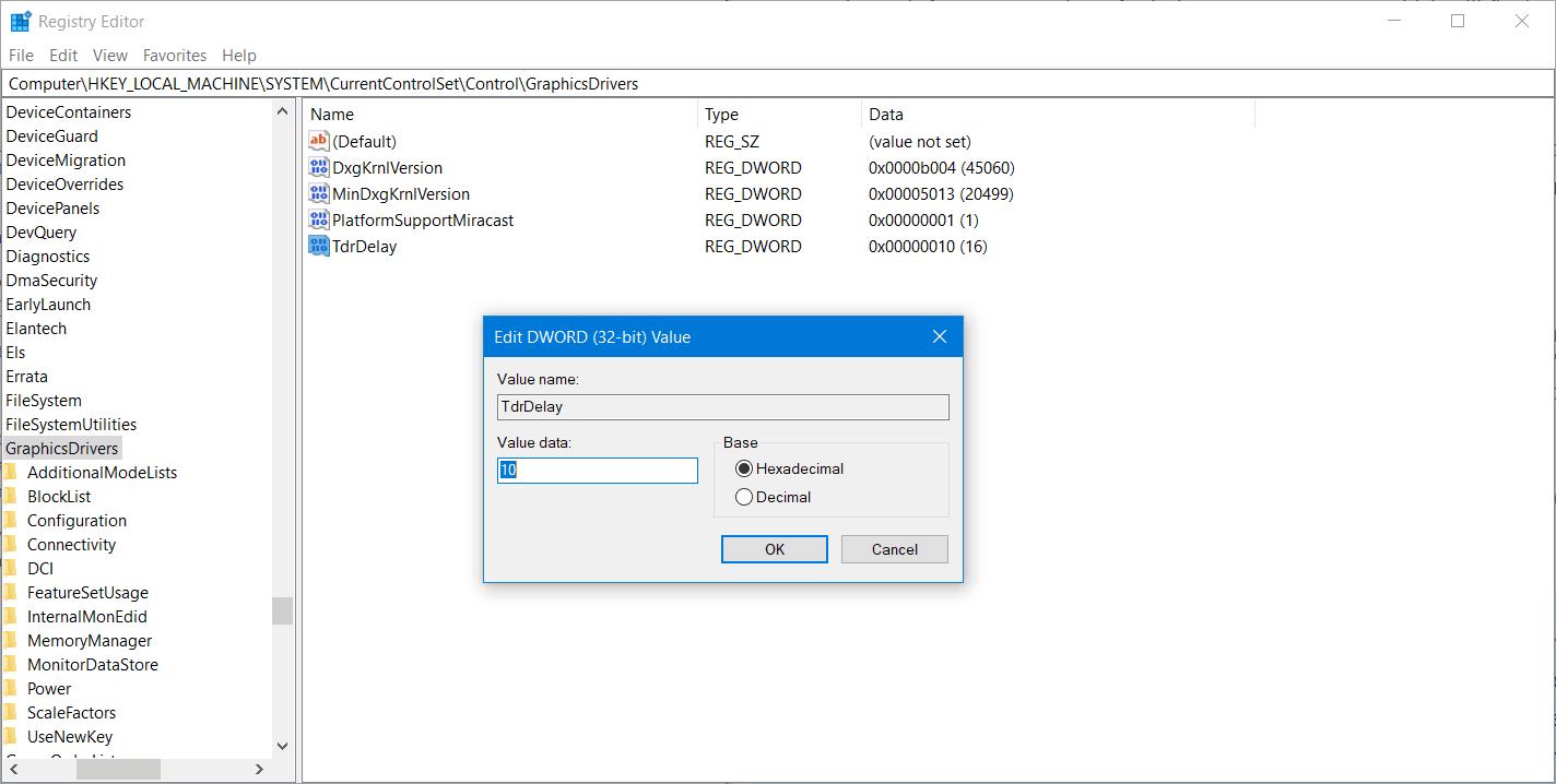 Corregir el error BSOD dxgmms2.sys en el equipo con Windows
