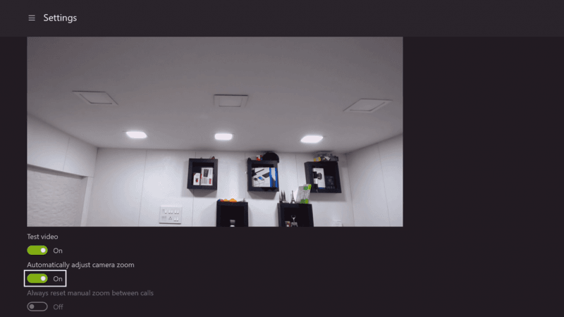 Cómo utilizar la cámara web en Xbox One para vídeo o con micrófono 2