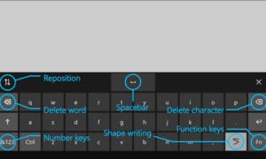 Cómo usar la función de control ocular en Windows 10