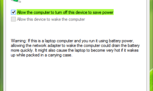 La red alojada no se pudo iniciar al configurar Windows como HotSpot