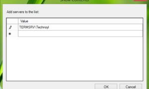 El error de intento de inicio de sesión falló al conectar Remote Desktop