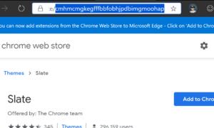 Cómo instalar Chrome Themes en el nuevo navegador Microsoft Edge