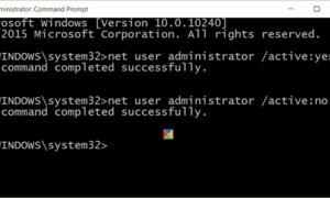 Esta aplicación ha sido bloqueada para su mensaje de protección en Windows 10
