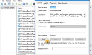 Este paquete de instalación no se pudo abrir en Windows 10/8/7