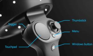 Cómo configurar los controladores de movimiento para Windows Mixed Reality