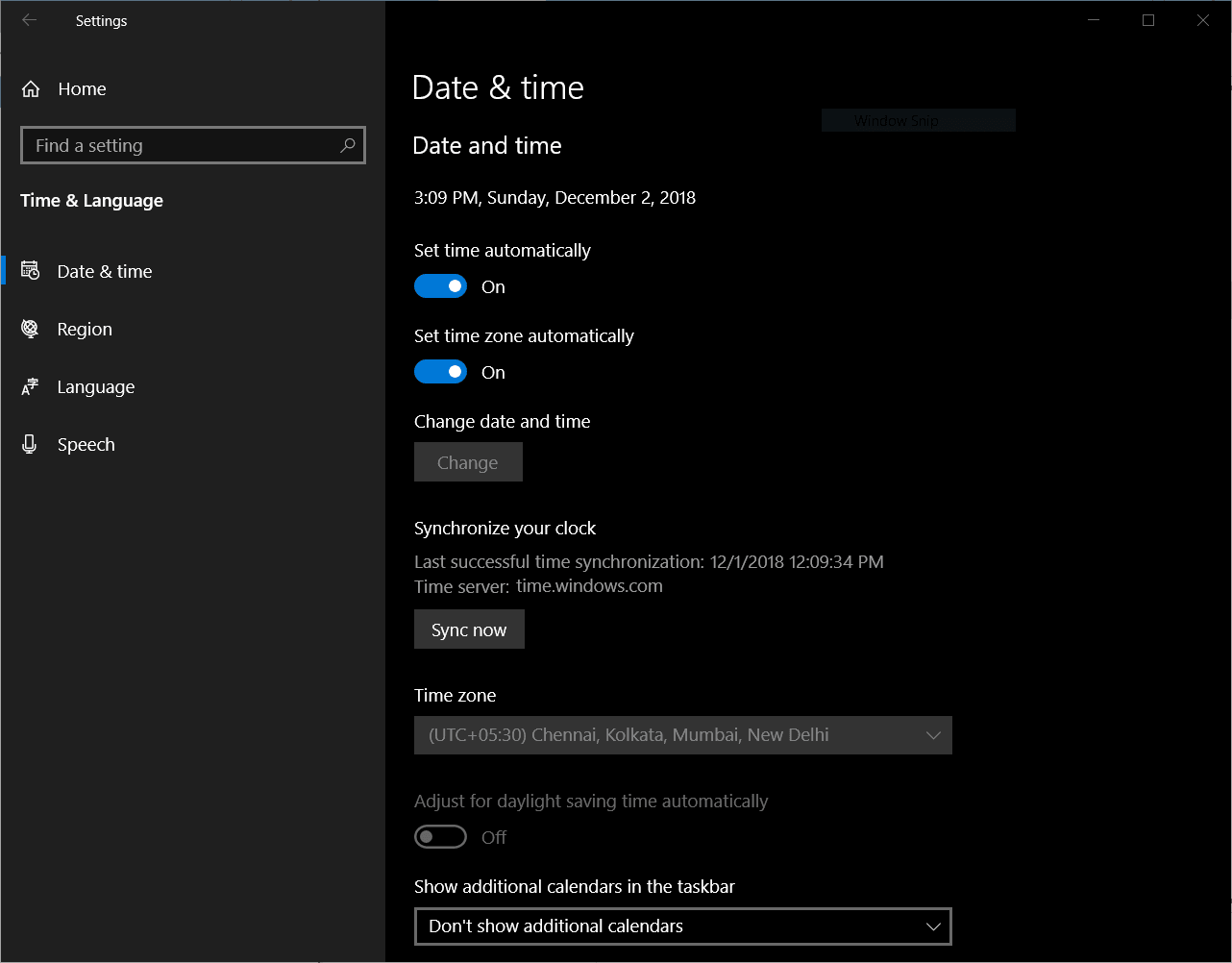 Error 0x80d06802 para Windows Update o Microsoft Store en Windows 10