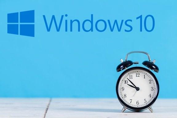 Secure Time Seeding en Windows 10 reduce los errores debidos a la hora incorrecta