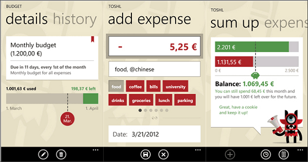 Las mejores aplicaciones de Windows Phone para calcular su impuesto sobre la renta