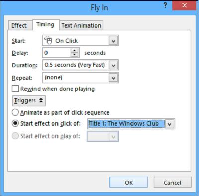 Cómo agregar Animación en Microsoft PowerPoint