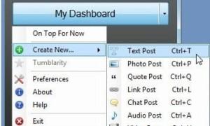 TumbleDeck: Cliente de blogs de escritorio de Windows para Tumblr