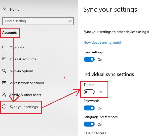 Windows no puede encontrar uno de los archivos de este tema