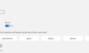 Cómo personalizar o desactivar MSN News Feed en la página de inicio del navegador Edge