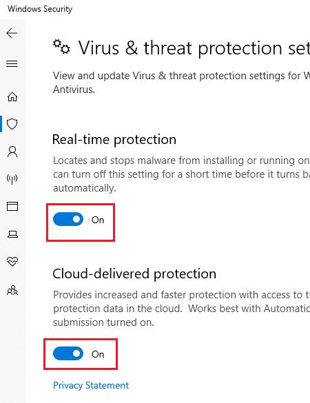 La operación no se ha completado correctamente porque el archivo contiene un virus 5