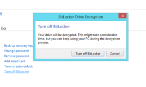 Dispositivos de almacenamiento portátil seguro con BitLocker To Go en Windows 10