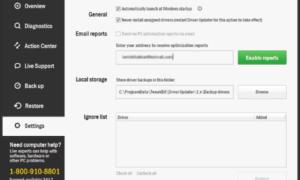 Revisión de TweakBit Driver Updater: Realice un seguimiento de las actualizaciones de controladores en Windows
