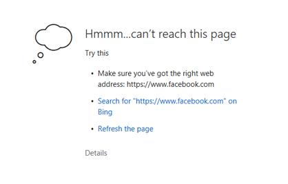 Cómo bloquear un sitio web en Windows 10 usando el Bloqueador de URLs