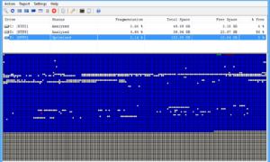 UltraDefrag: Herramienta de desfragmentación de disco de código abierto para Windows