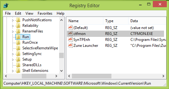 Corrección: No se puede cambiar entre idiomas en Windows 8.1 2