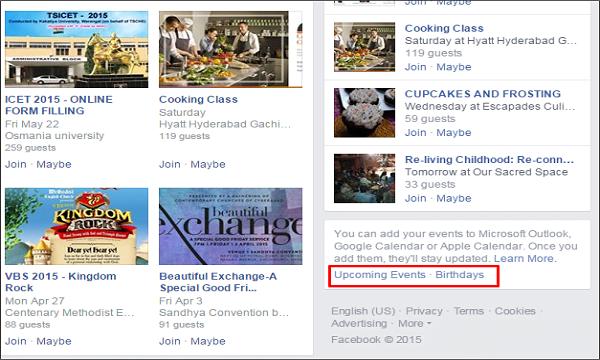 5 características de Facebook menos conocidas que deberías conocer 5