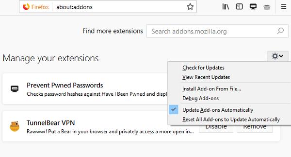 Soluciona problemas y problemas con Firefox en tu PC con Windows