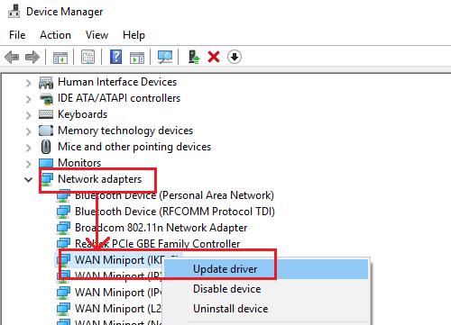 Cómo corregir el error de pantalla azul de Tcpip.sys en el equipo con Windows