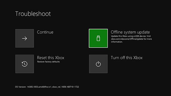 Cómo resolver los errores de inicio de Xbox One o los códigos de error E