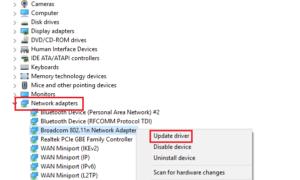No se puede conectar a este error de red en Windows 10