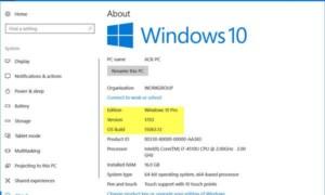 Actualice rápidamente a la última actualización de características de Windows 10 con Media Creation Tool
