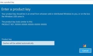 Cómo actualizar de Windows 10 Home a Pro gratis usando esta clave predeterminada