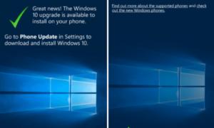 Cómo actualizar Windows Phone 8.1 a Windows 10 Mobile