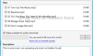 Gobbler: Copia de seguridad, transferencia y organización de tus proyectos musicales en la nube