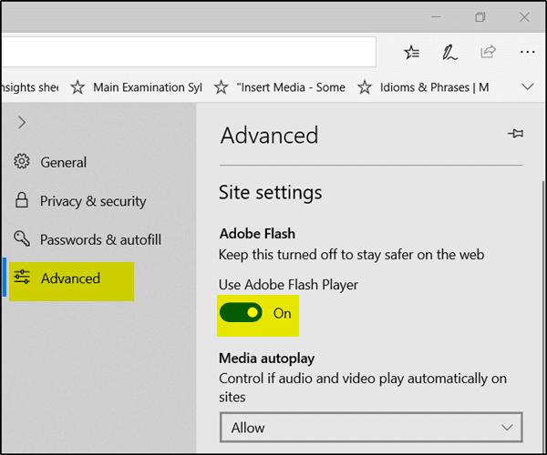 Cómo desinstalar y eliminar completamente Adobe Flash Player de Windows 10 1