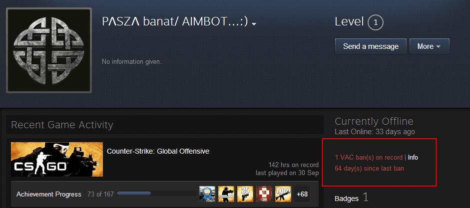 Software Anti-Cheat para juegos de Windows