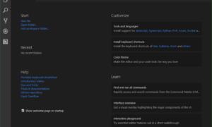 Corrección: Los iconos no se muestran en Visual Studio Code