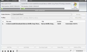 VSDC Free Audio Converter es una completa herramienta de conversión de audio