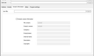 Convertir archivos Ps1 a Exe usando software libre o una herramienta en línea