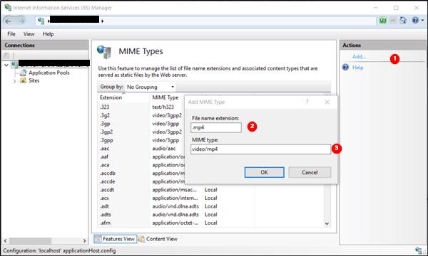 Corregir el error de tipo de vídeo no admitido o de ruta de archivo no válida